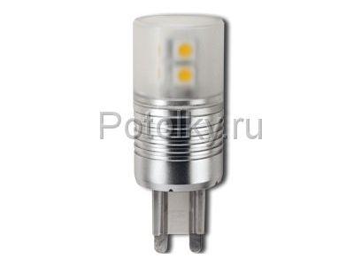 Купить Светодиодная лампа G9 3.0W 4200K в Москве и области