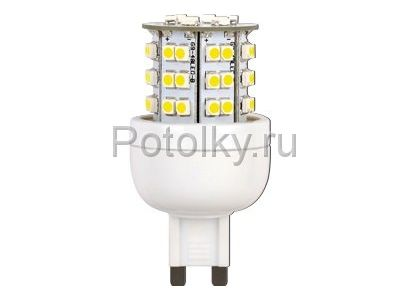 Купить Светодиодная лампа G9 3.6W 2800K в Москве и области