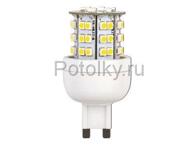 Купить Светодиодная лампа G9 3.6W 4200K в Москве и области