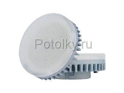 Купить Светодиодная лампа GX53 6000K 6W в Москве и области