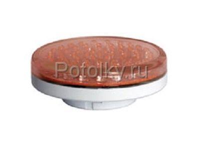 Купить Светодиодная лампа GX53 Красная 2,7W в Москве и области