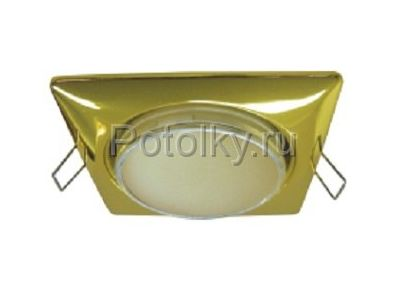 Купить Золото GX53 квадратный в Москве и области